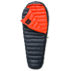 Yeti V.I.B. 250 Sleeping Bag size M, black/red